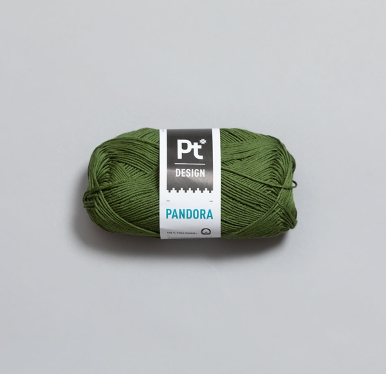 PT PANDORA Skogsgrønn 309