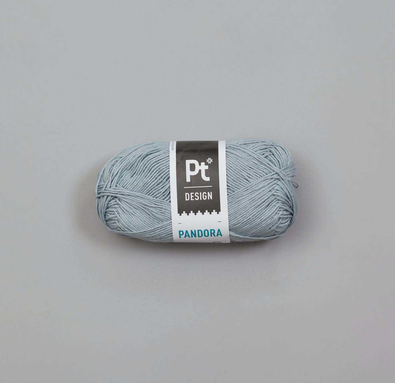 PT PANDORA Lys Gråblå 276