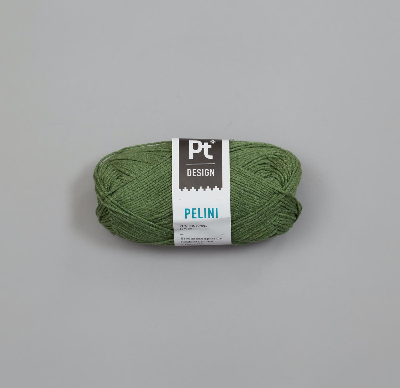 PELINI Grønn 4801