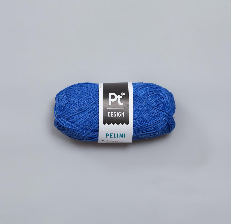 PELINI Blå 53