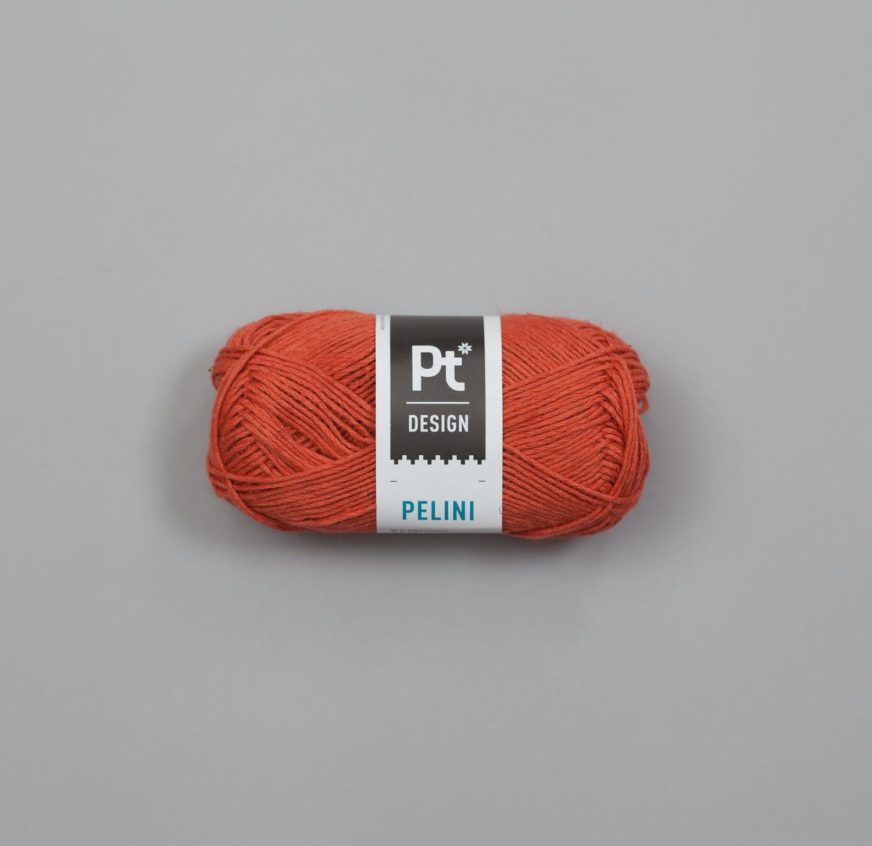 PELINI Mørk Oransje 994