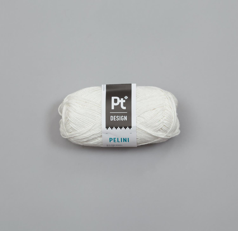 PELINI Hvit 00