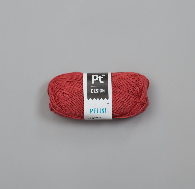 PELINI Dempet Rød 782