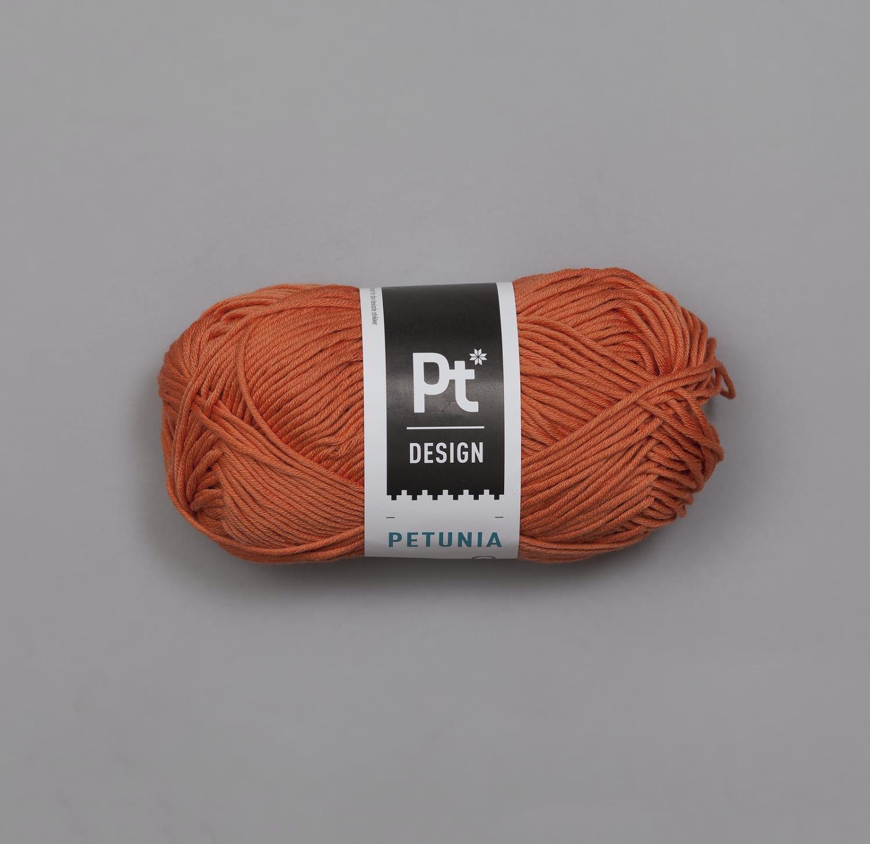 PT PETUNIA Mørk Oransje 225