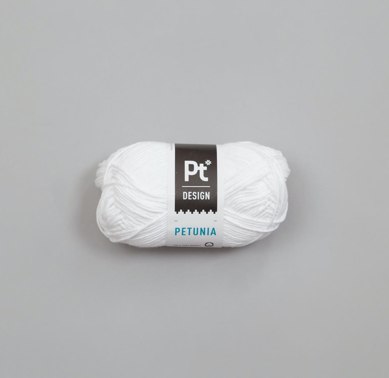 PT PETUNIA Hvit 296