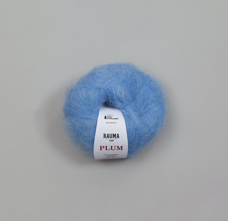PLUM Blå 069