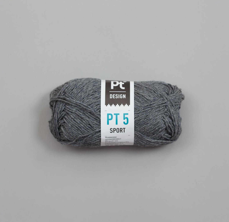 PT5 SPORT Melert Grå 507