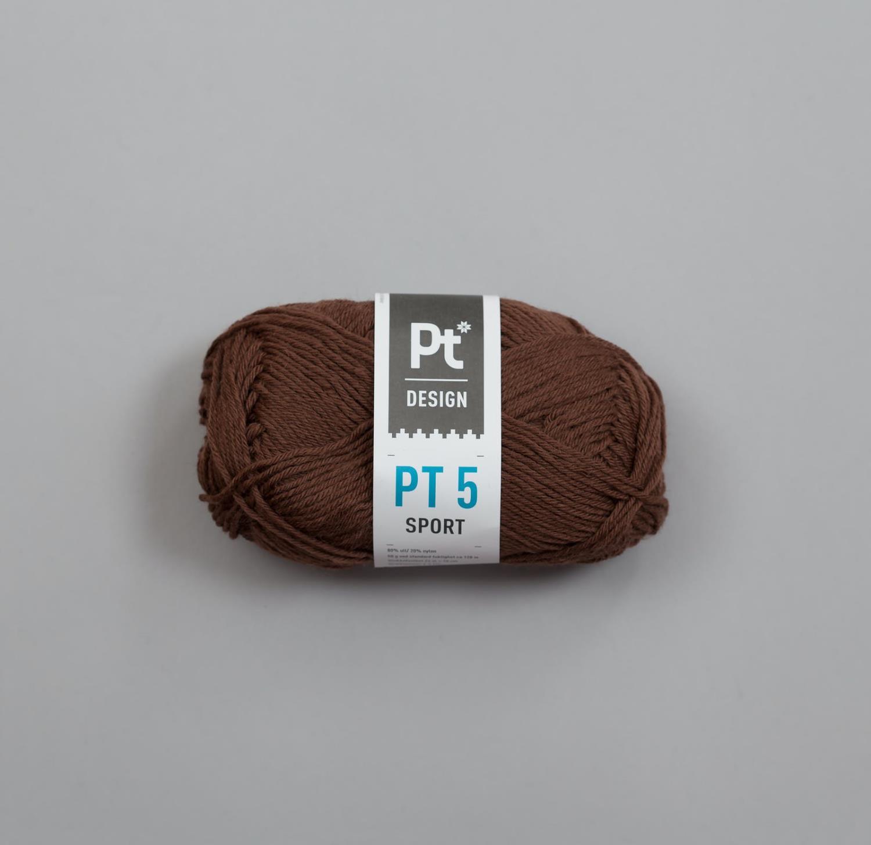PT5 SPORT Rødbrun 532