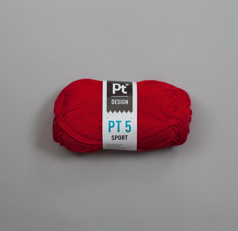 PT5 SPORT Rød 541