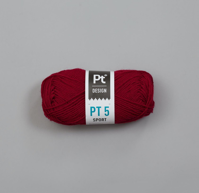 PT5 SPORT Vinrød 543