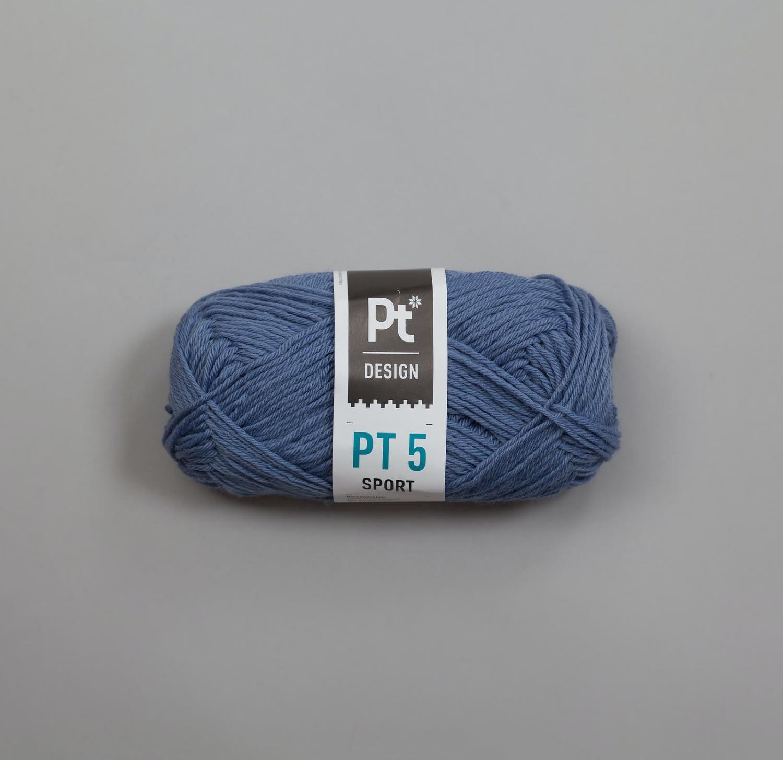 PT5 SPORT Jeansblå 566