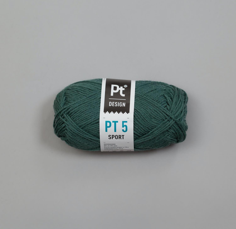 PT5 SPORT Sjøgrønn 580