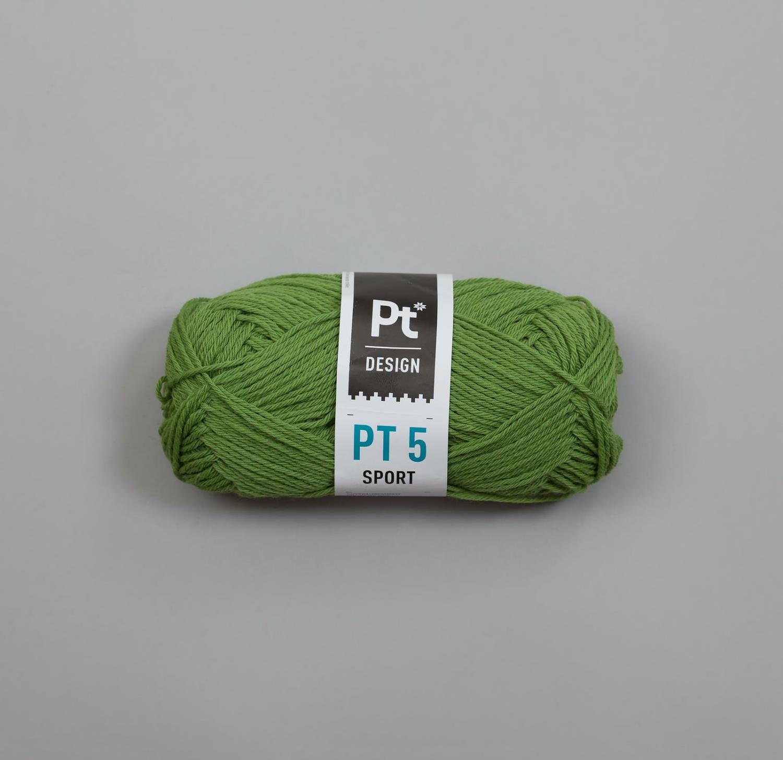 PT5 SPORT Eplegrønn 590