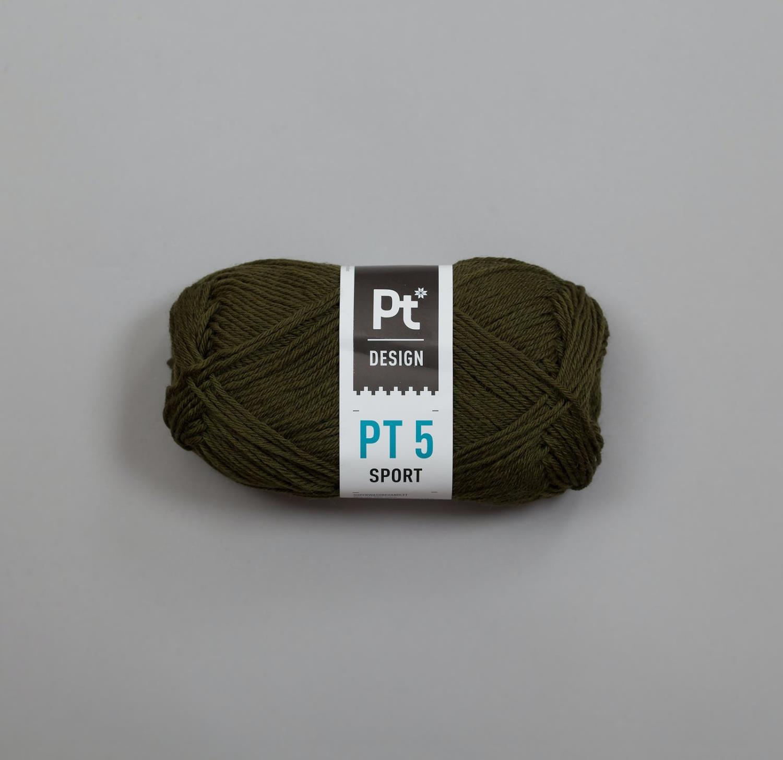 PT5 SPORT Mosegrønn 591