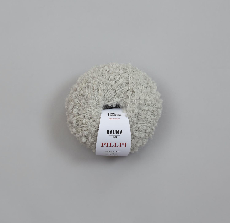 PILLPI Lys Grå Melert SFN38