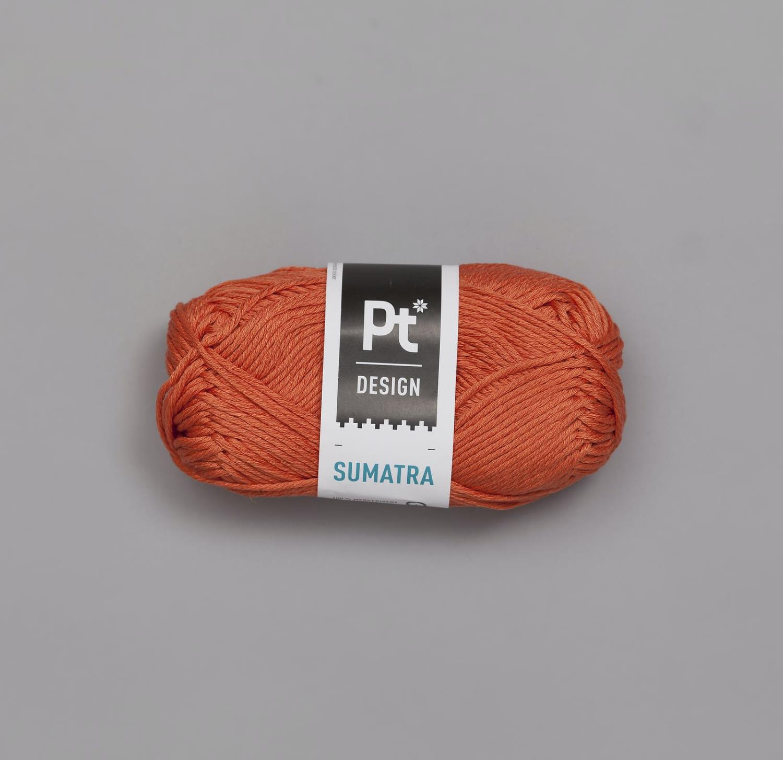 PT SUMATRA Mørk Oransje 3059