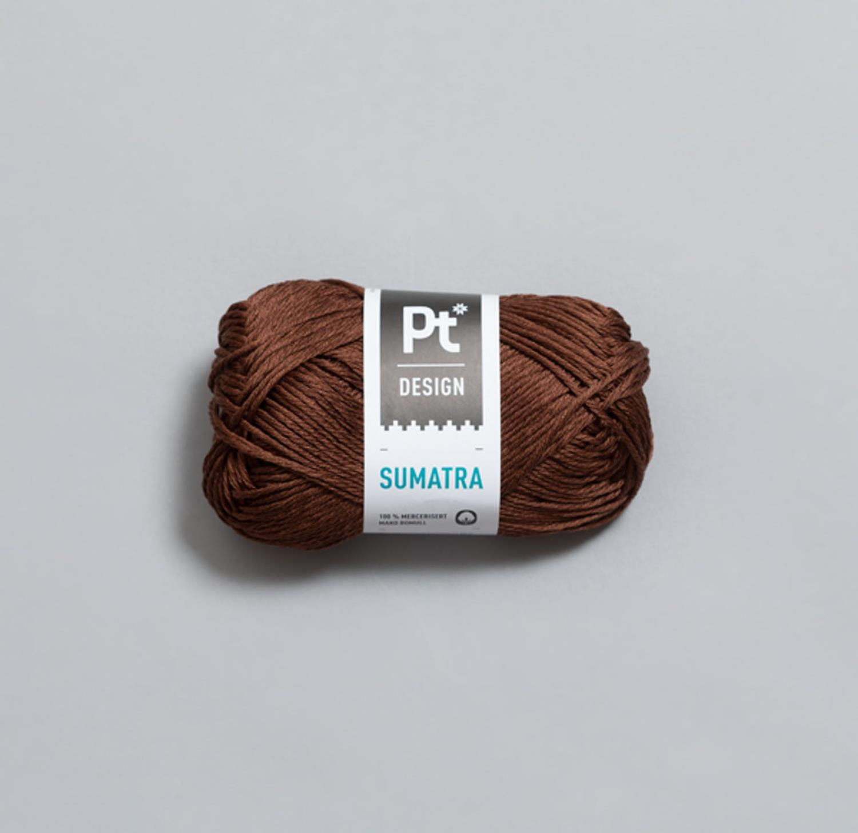 PT SUMATRA Rødbrun 3073