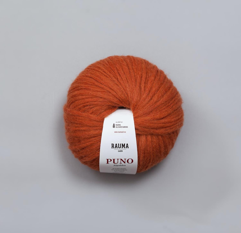 PUNO Mørk Oransje 282
