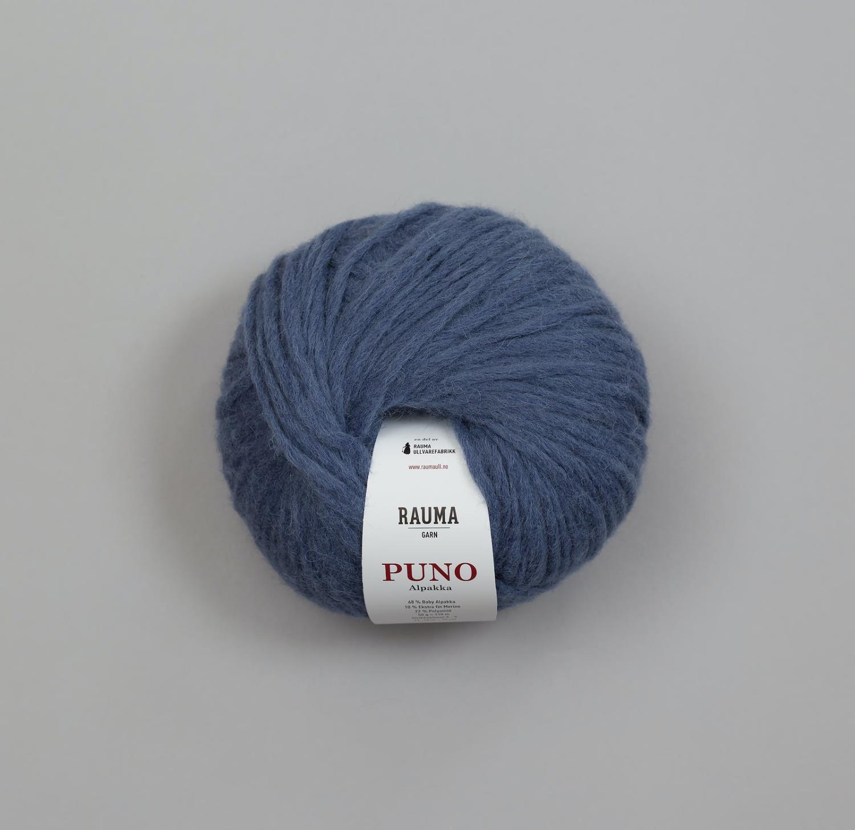 PUNO Jeansblå 5302