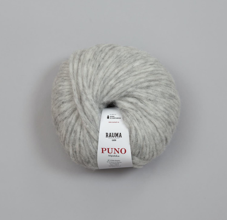 PUNO Lys Grå 1310