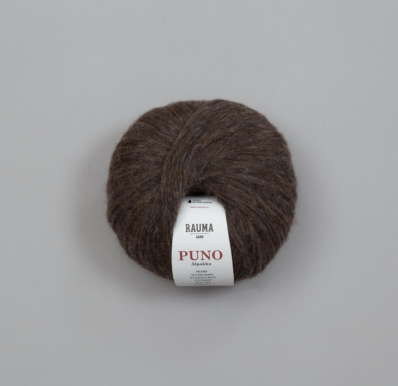 PUNO Mørk Brun 2317
