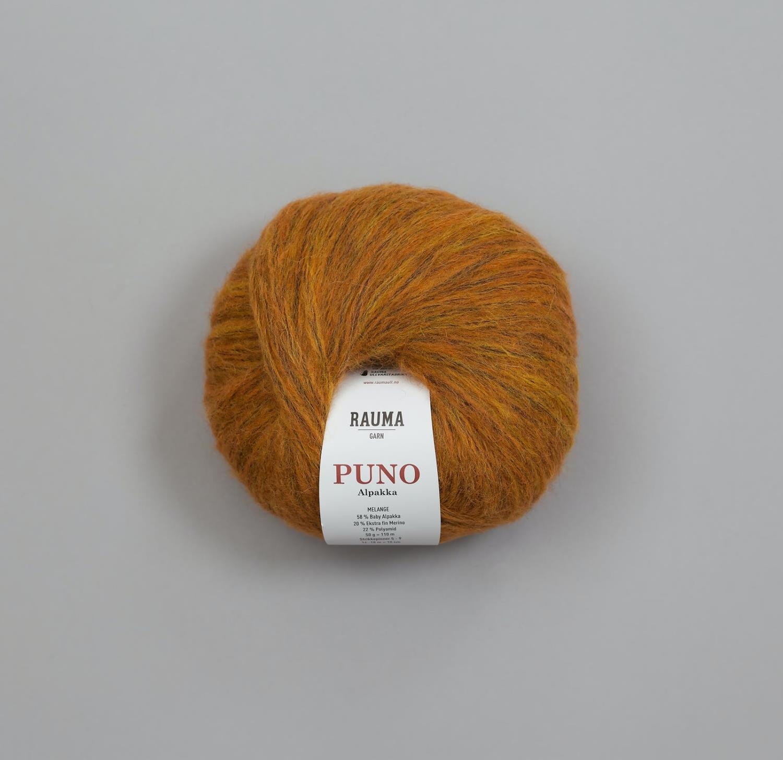 PUNO Oransje Melange 22743