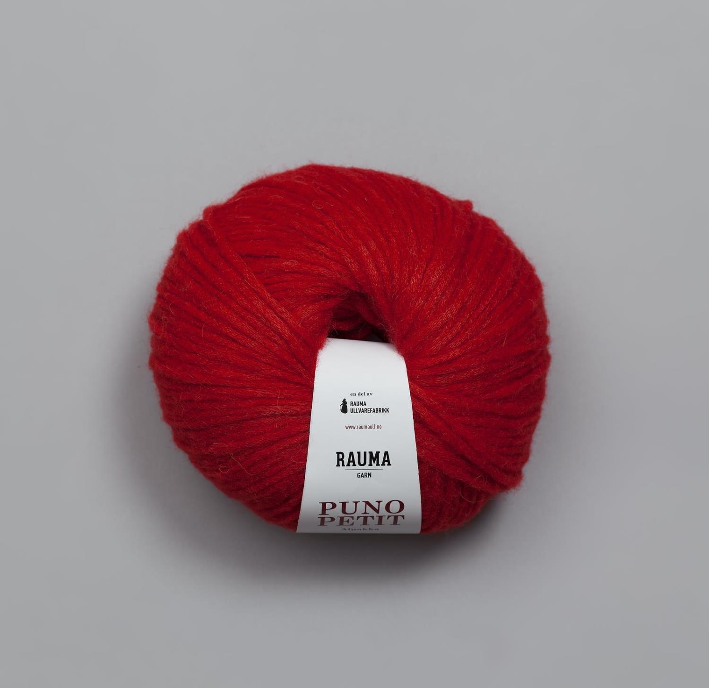 PUNO PETIT Rød 391