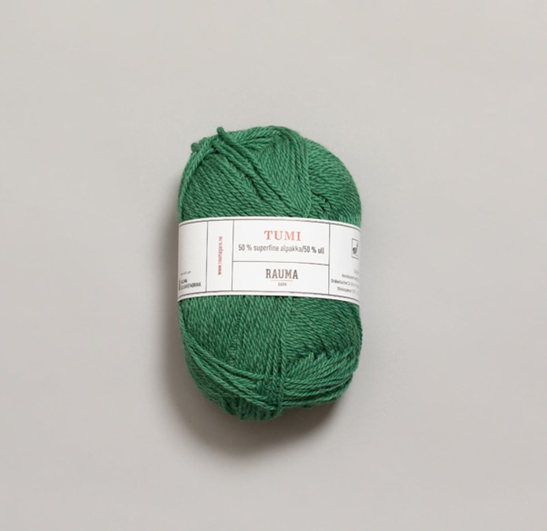 TUMI Dempet Grønn 0501