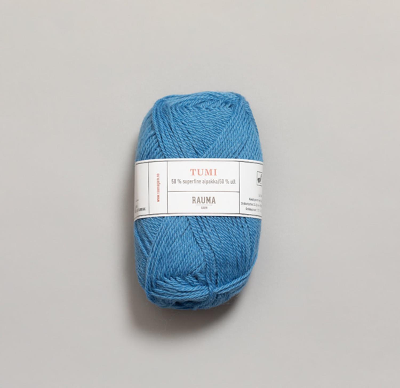 TUMI Jeansblå 3709