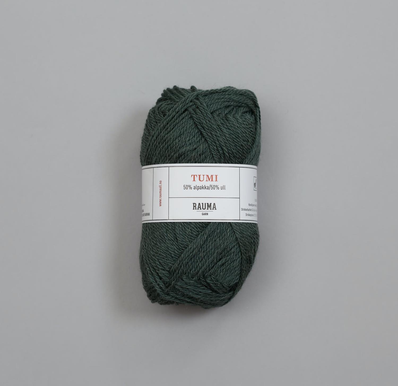 TUMI Mørk Grønn 138