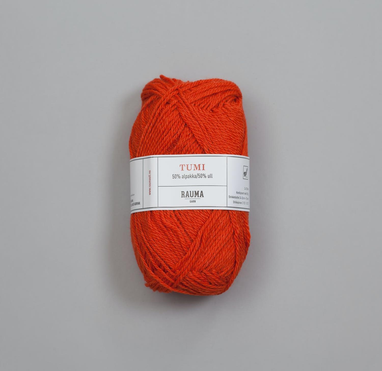TUMI Mørk Oransje 6460