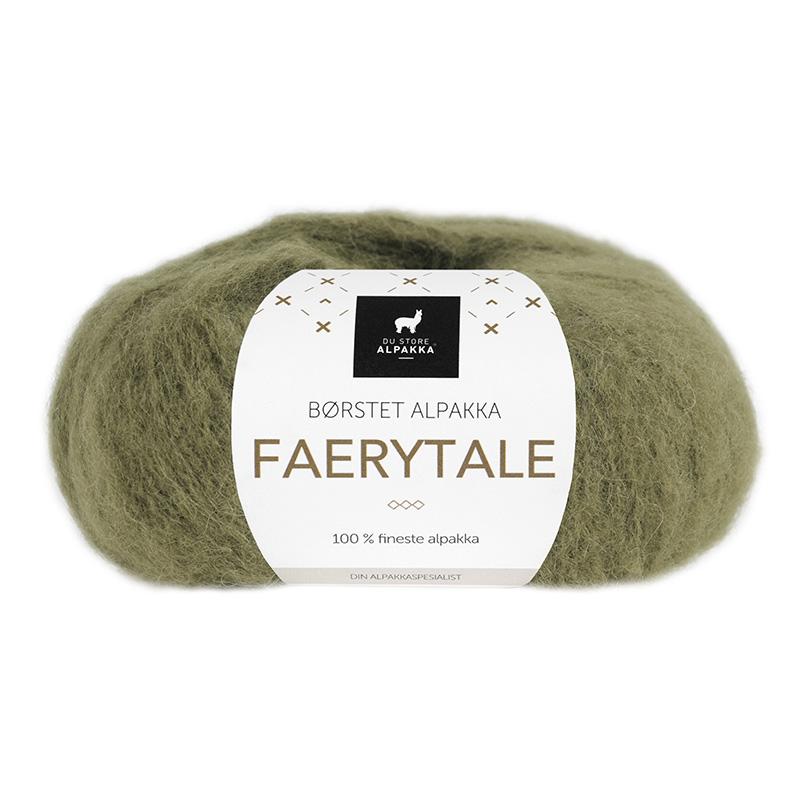 FAERYTALE Grønn 744