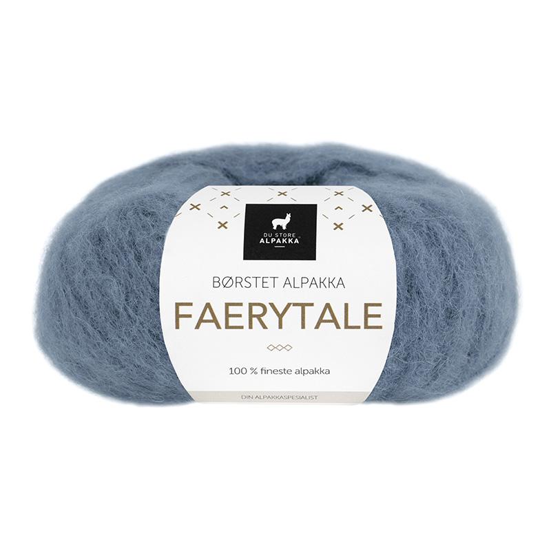 FAERYTALE Jeansblå 746