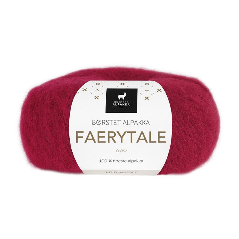 FAERYTALE Rød 711