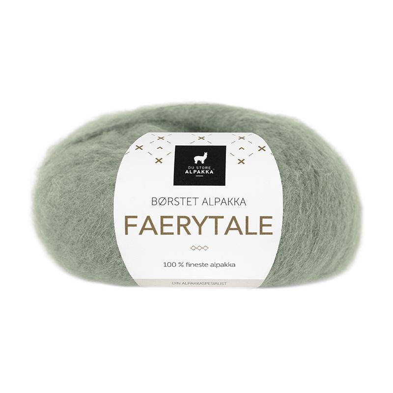 FAERYTALE Støvet Jadegrønn 715