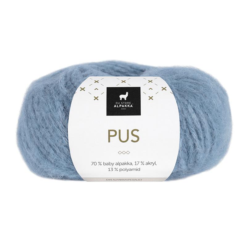 PUS Jeansblå 4003