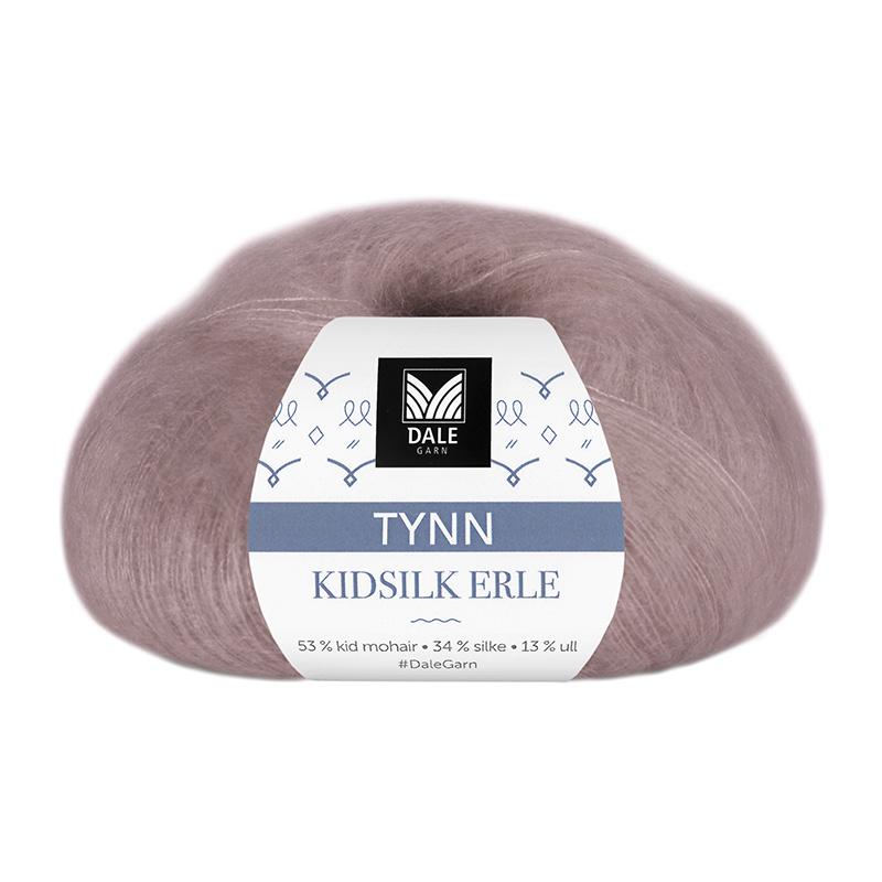 TYNN KIDSILK ERLE Rose 4006