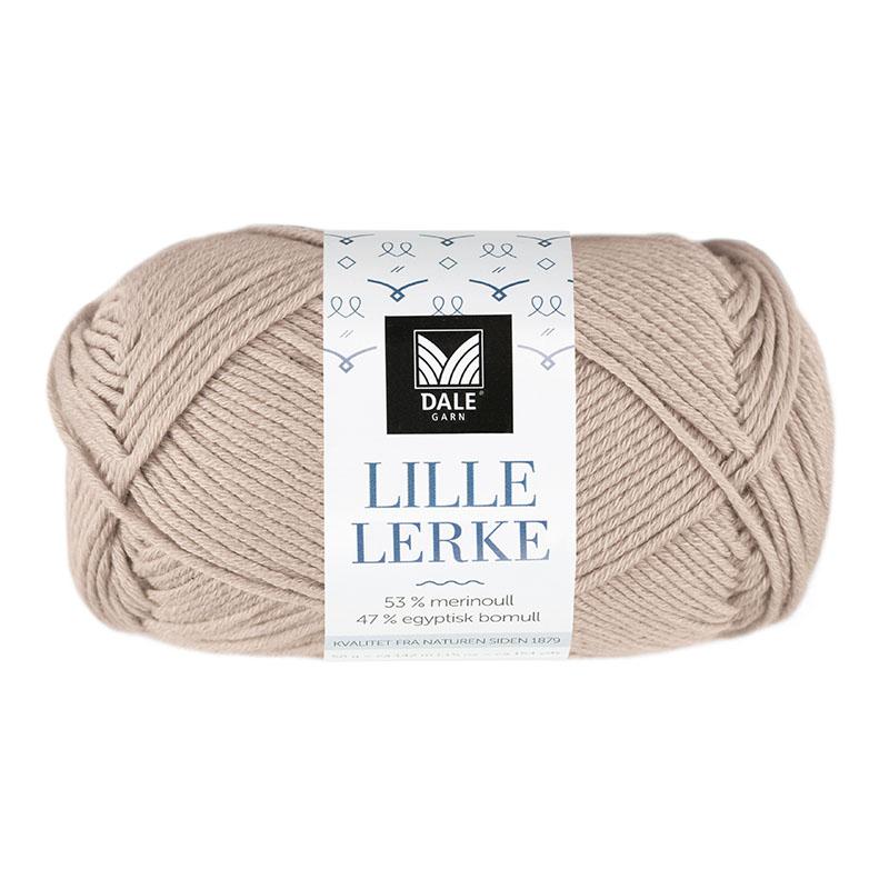 LILLE LERKE Sand 8151