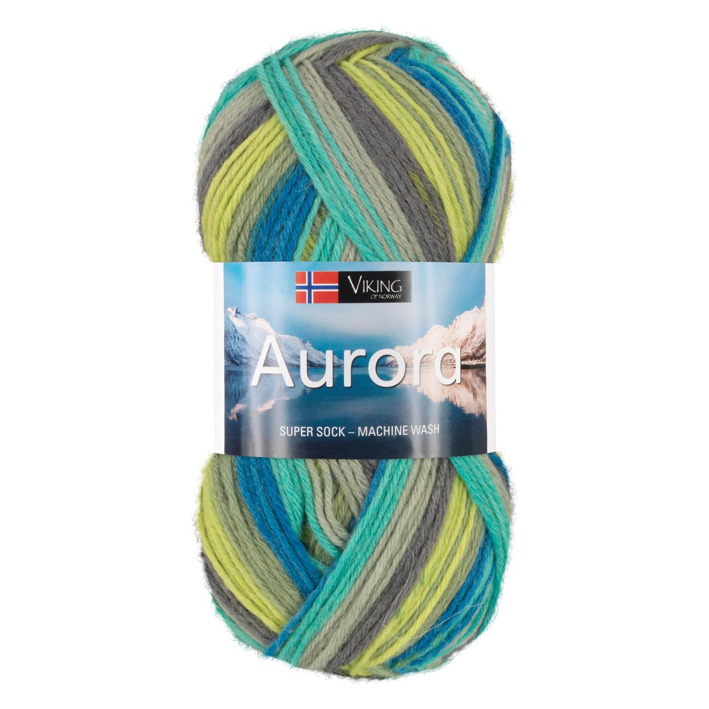 AURORA Grønn/Blå 630