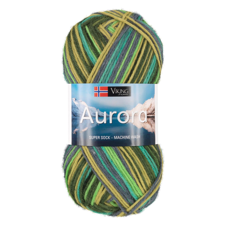 AURORA Gul/Grønn 633