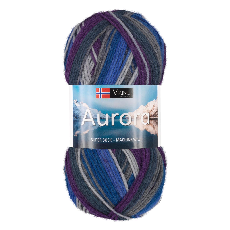 AURORA Blå/Lilla 669