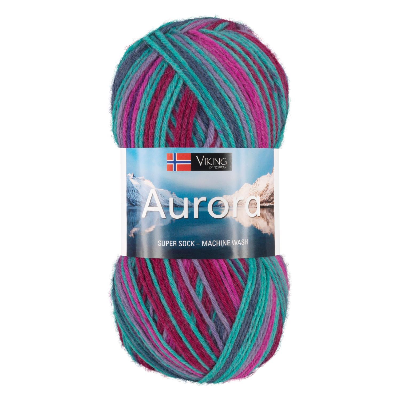 AURORA Rosa/Turkis/Lilla 672