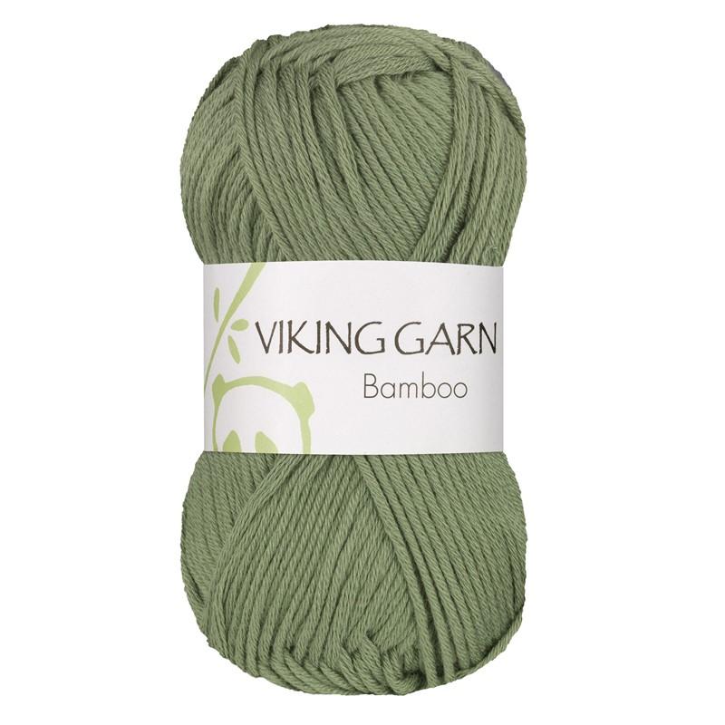 BAMBOO Militærgrønn 634