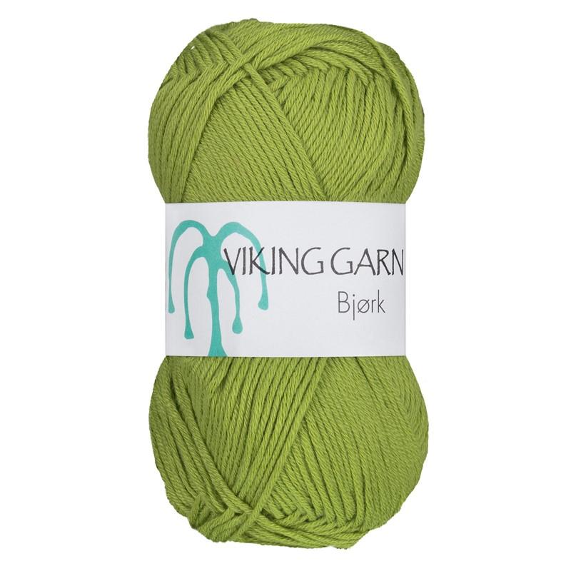 BJØRK Eplegrønn 537
