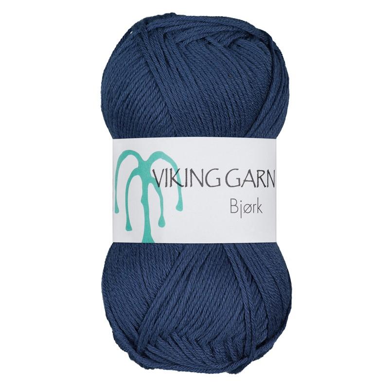 BJØRK Jeansblå 525
