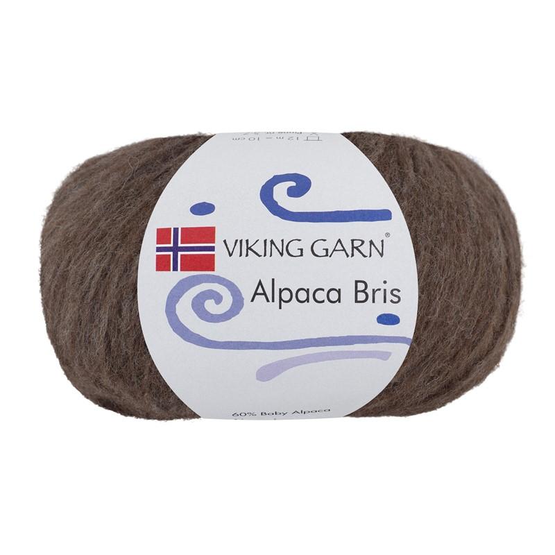 ALPACA BRIS Brun 308