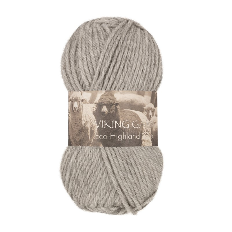 ECO HIGHLAND WOOL Melert Beige 213