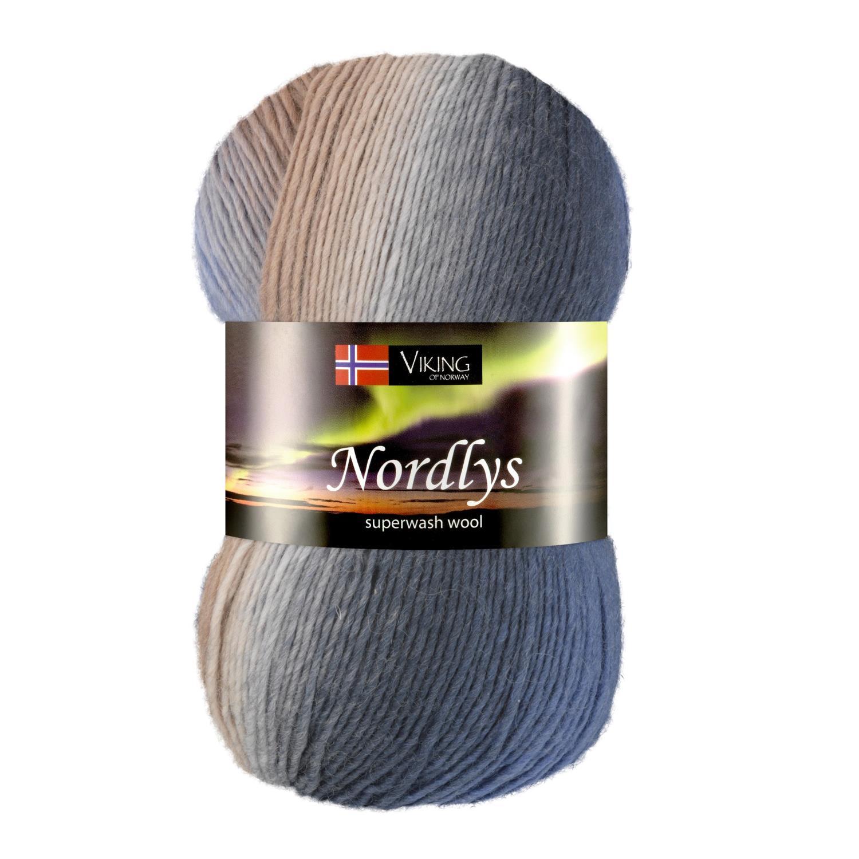 NORDLYS Beige/Blåtoner 967