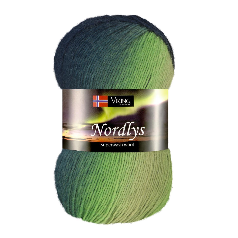 NORDLYS Blå/Grønntoner 930