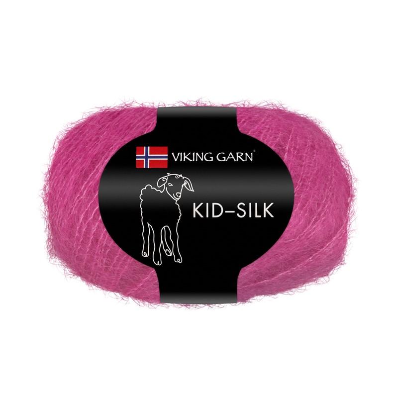 KID/SILK Cerise 363